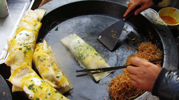 Streetfood in China