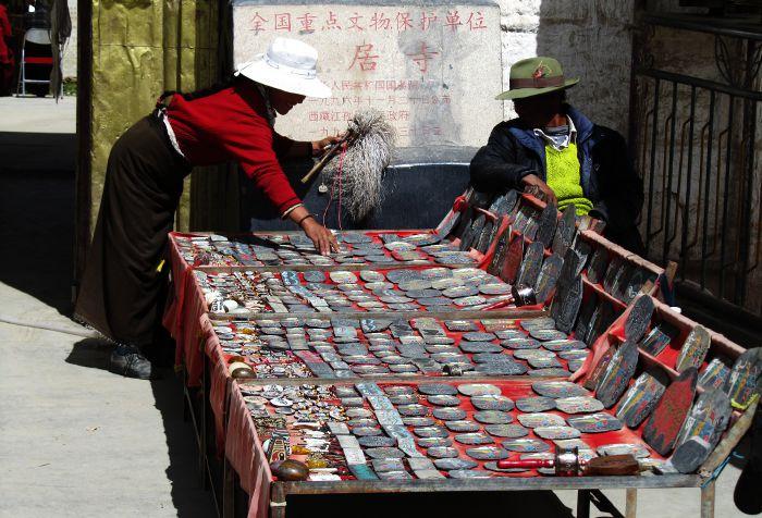 Reise nach Tibet