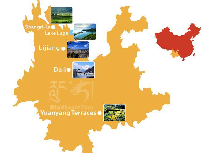 yunnan karte