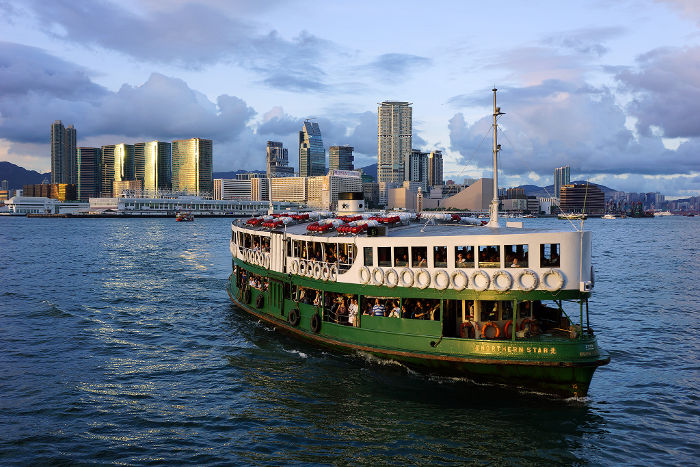 Victoria Harbour, Star Ferry