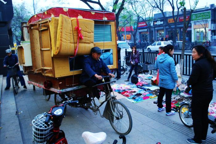 Arbeiten in China