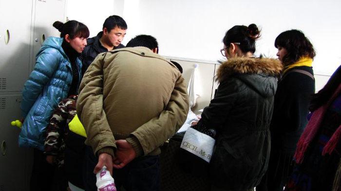 Reiseversicherung in China